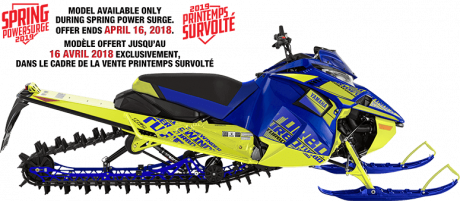 Yamaha Sidewinder M-TX LE 162 2019