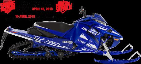 Yamaha Sidewinder X-TX LE 141 2019