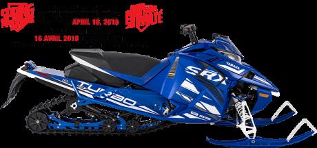 Yamaha Sidewinder SRX LE 2019