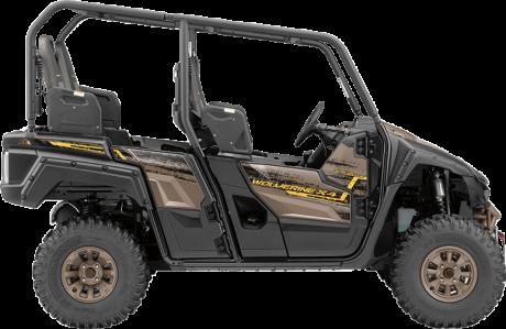 Yamaha Wolverine X4 DAE SE 2020