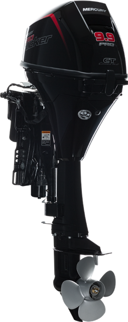 Mercury Fourstroke 9,9 ProKicker