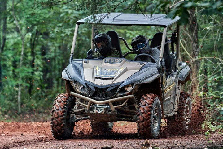 Devenez le héros de votre aventure hors-route avec le nouveau côte-à-côte Wolverine X2 DAE R-Spec 2020 de Yamaha