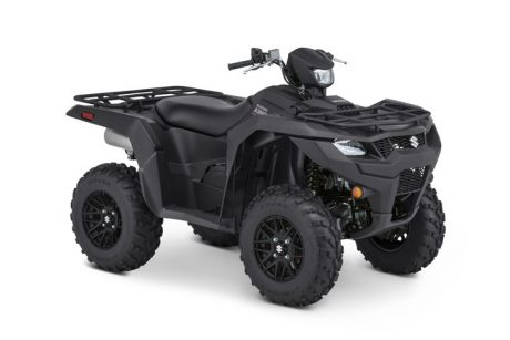 Suzuki KINGQUAD LT-A500XPZS DIRECTION ASSISTÉE 2020