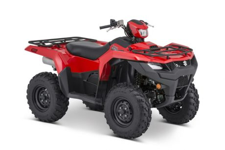 Suzuki KINGQUAD LT-A500XP DIRECTION ASSISTÉE 2020