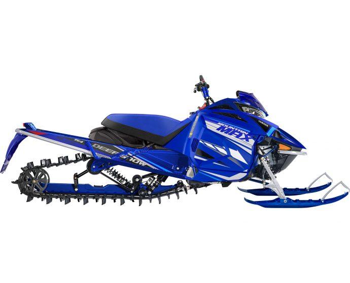Yamaha MOUNTAIN MAX LE 154 2021