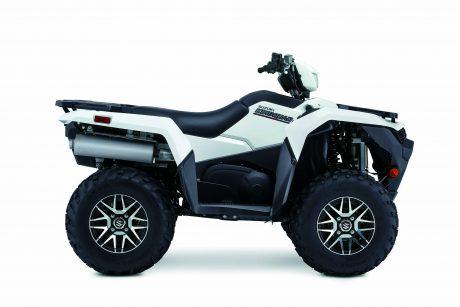 Suzuki KINGQUAD 750XPZ 2021