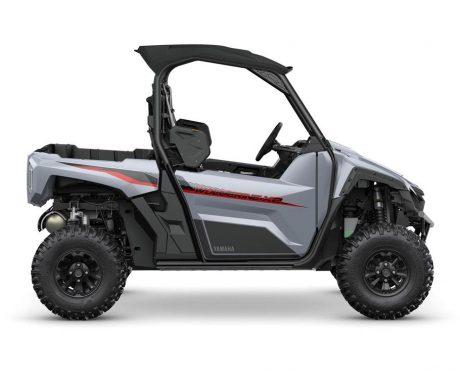 Yamaha WOLVERINE X2 R-SPEC À DAE GRIS BLINDÉ 2021