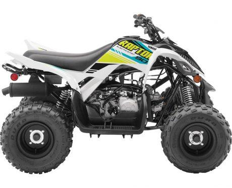 Yamaha RAPTOR 90 NOIR/BLANC 2021