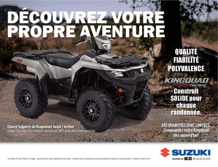 vtt Suzuki